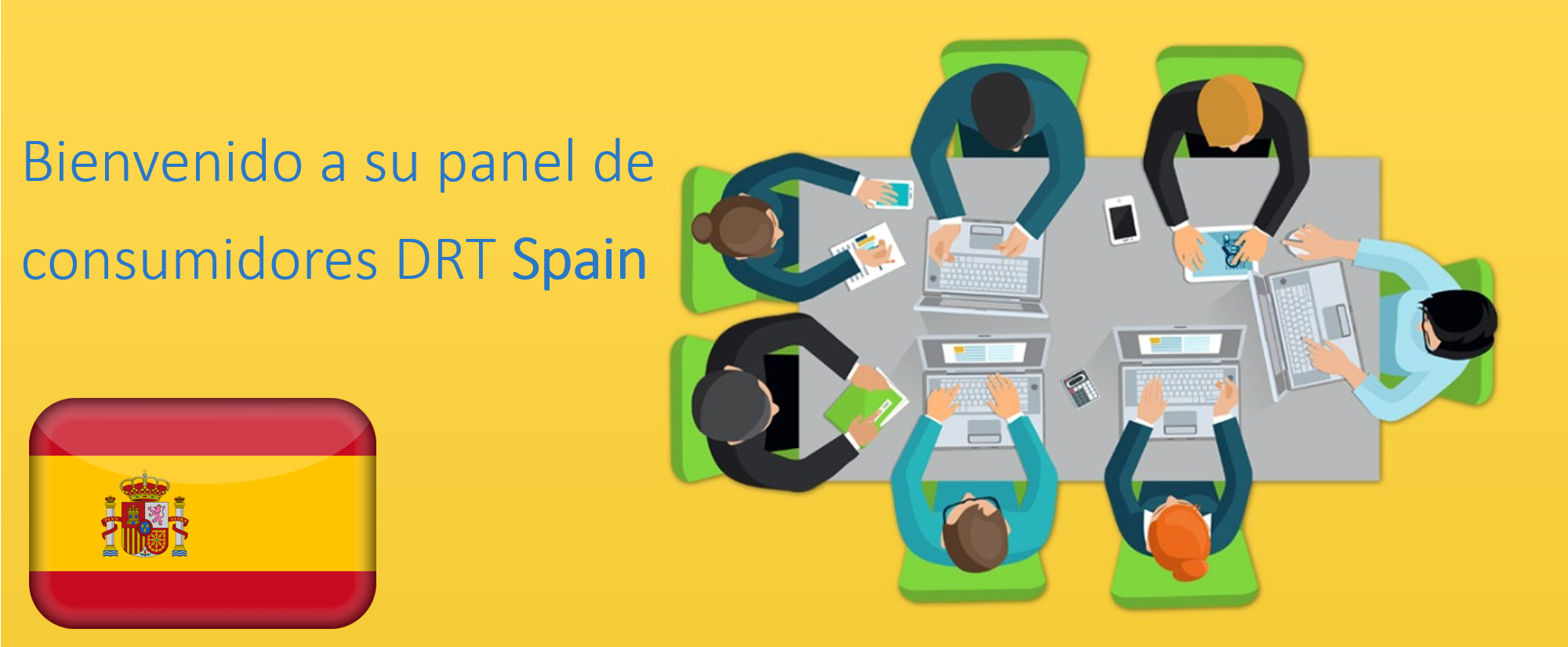 Paid Online Surveys for Spain