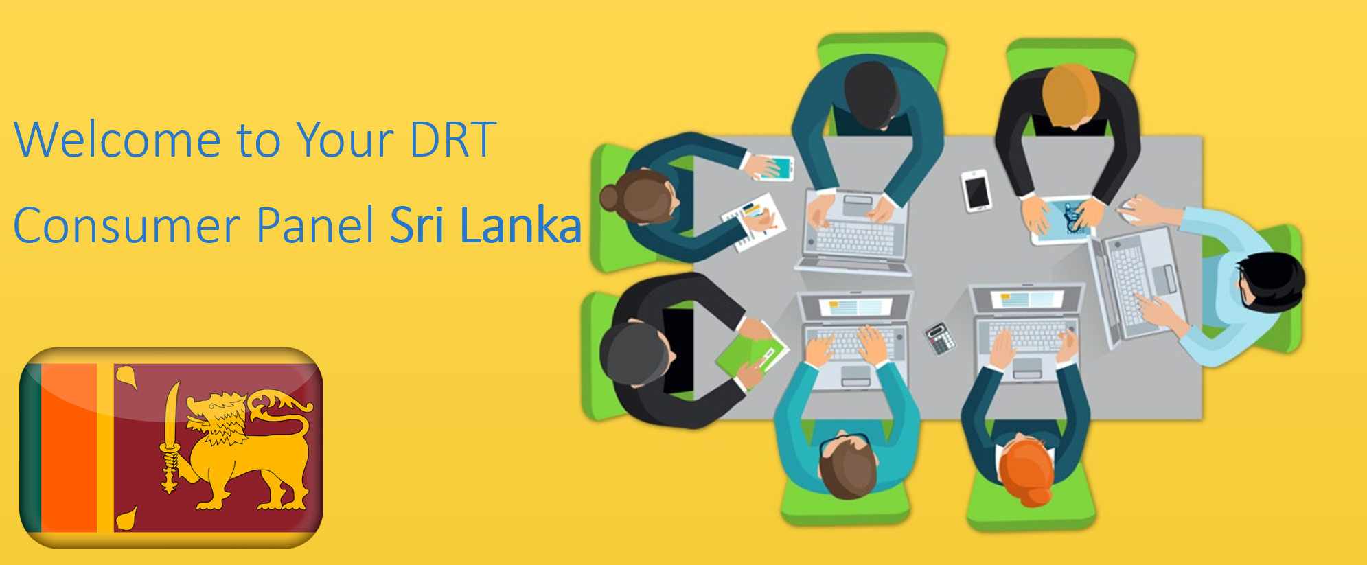Paid Online Surveys for Sri Lanka